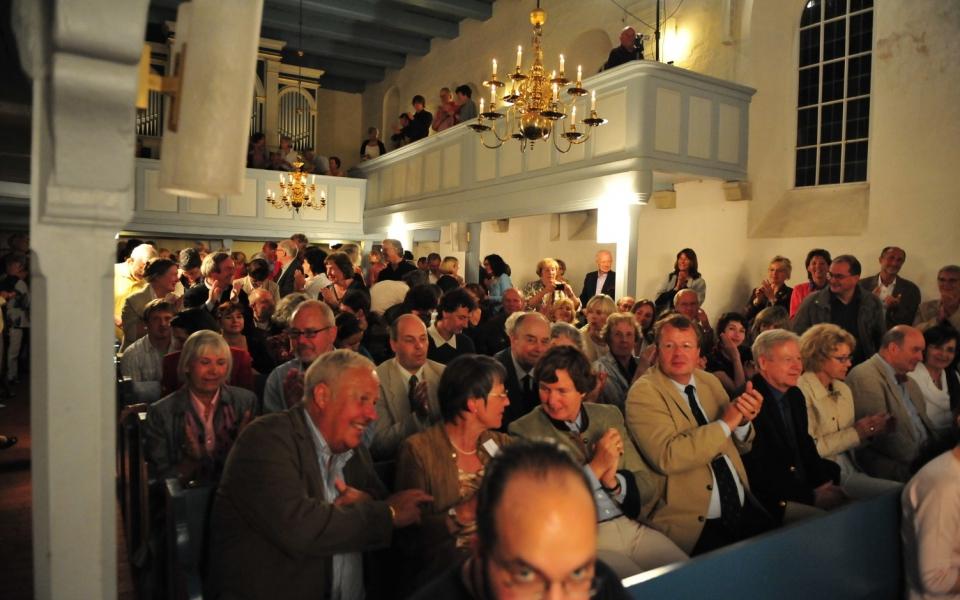 Schubertiaden Schnackenburg Publikum | Copyright Frank Gottsand-Groß